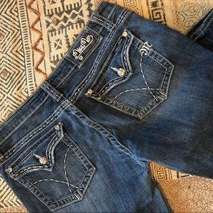Miss Me Boot Cut Size 33
